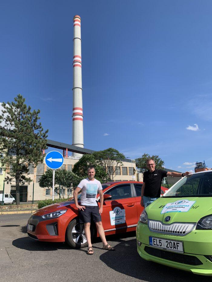 Elektrárna v Prunéřově
