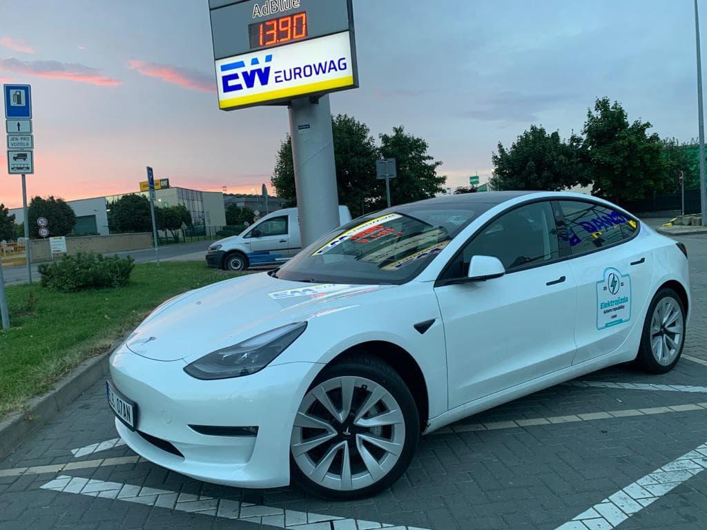S Eurowag telematikou jelo více aut